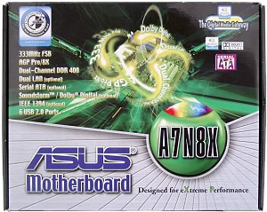 Asus A7n8x X Инструкция