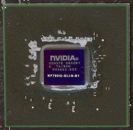 NVIDIA nForce 790i Ultra SLI Northbridge