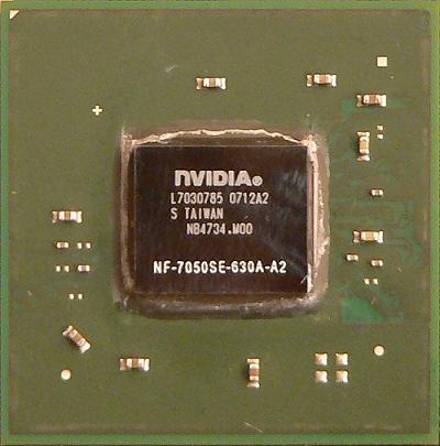 Nvidia Geforce 7025 Nforce 630A Описание