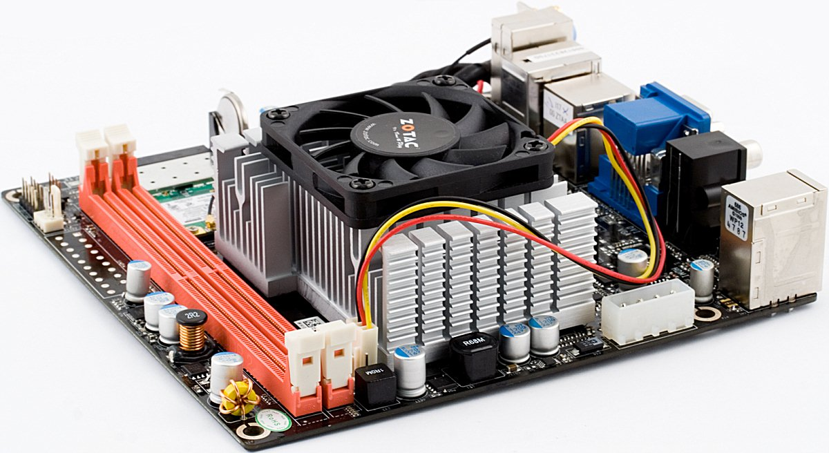 ZOTAC ION ITX-C-U Nvidia Chipset Last