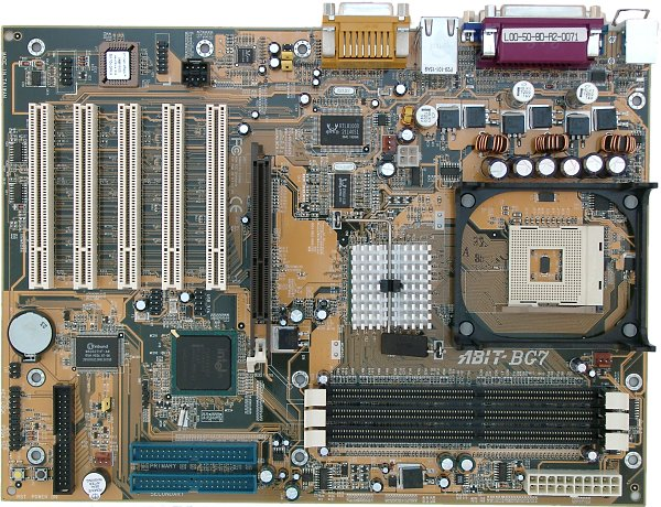 Abit BG7 Intel Chipset Windows 8