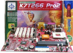 Msi K7T266 Pro2-RU Drivers for Windows 7
