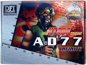 Dfi ad77 infinity