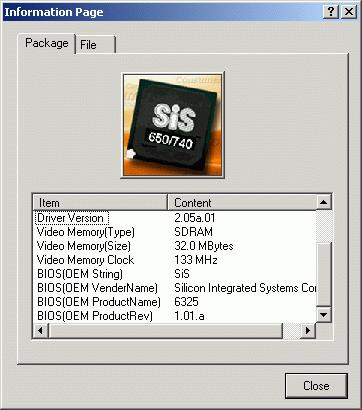 Sis 650 Drivers