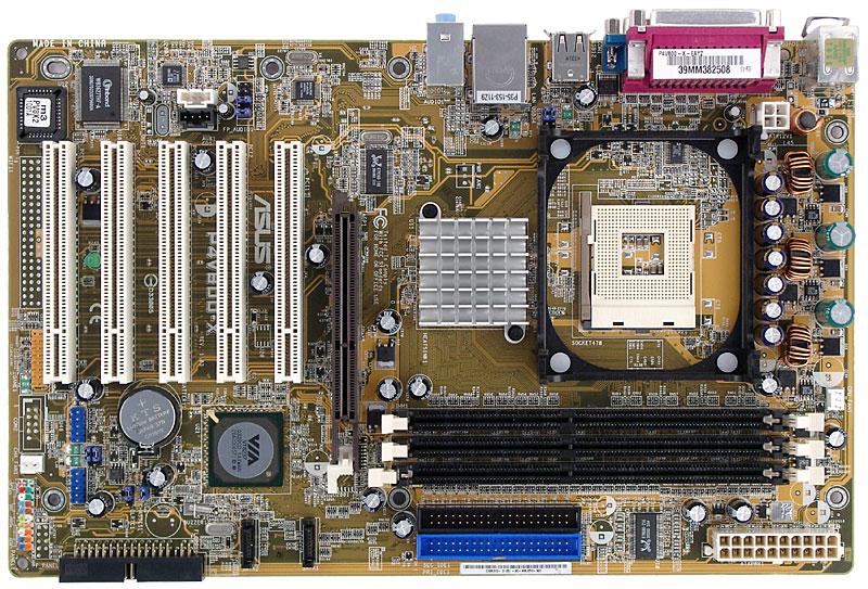 ASUS P4V800-X DRIVER FOR WINDOWS