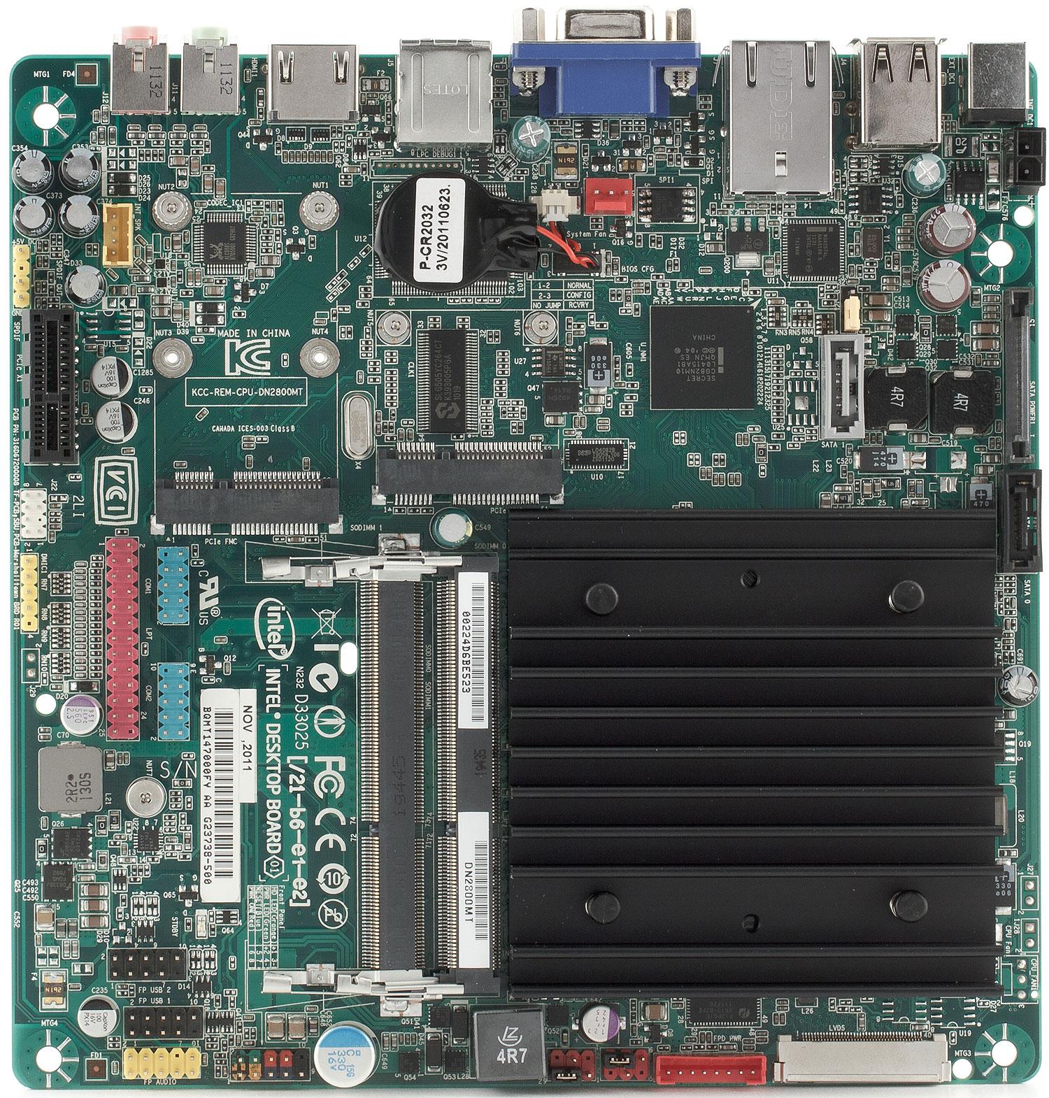 ASRock DN2800MT Intel Graphics Drivers (2019)