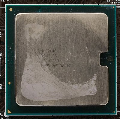 Intel X48 Northbridge