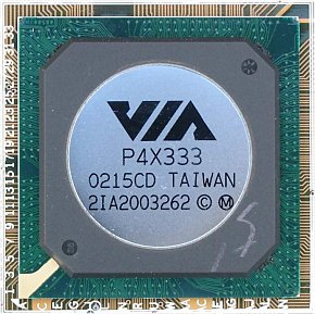Intel and VIA chipsets for Pentium 4 on 533 MHz bus