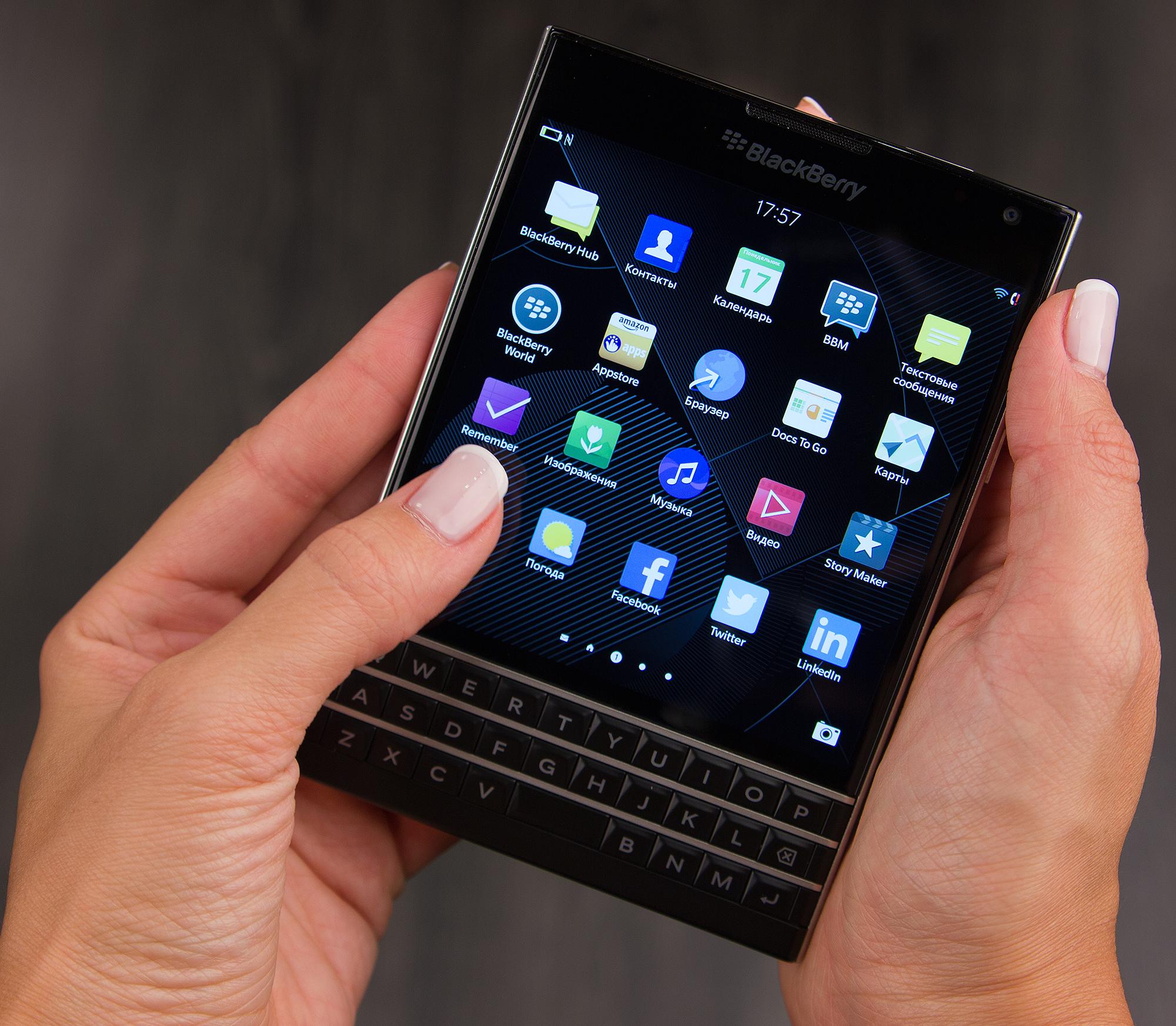 Инструкция на русском на мобильник blackberry
