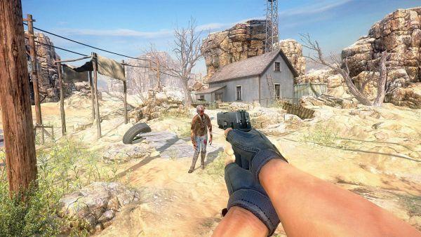 Скриншот игры Arizona Sunshine