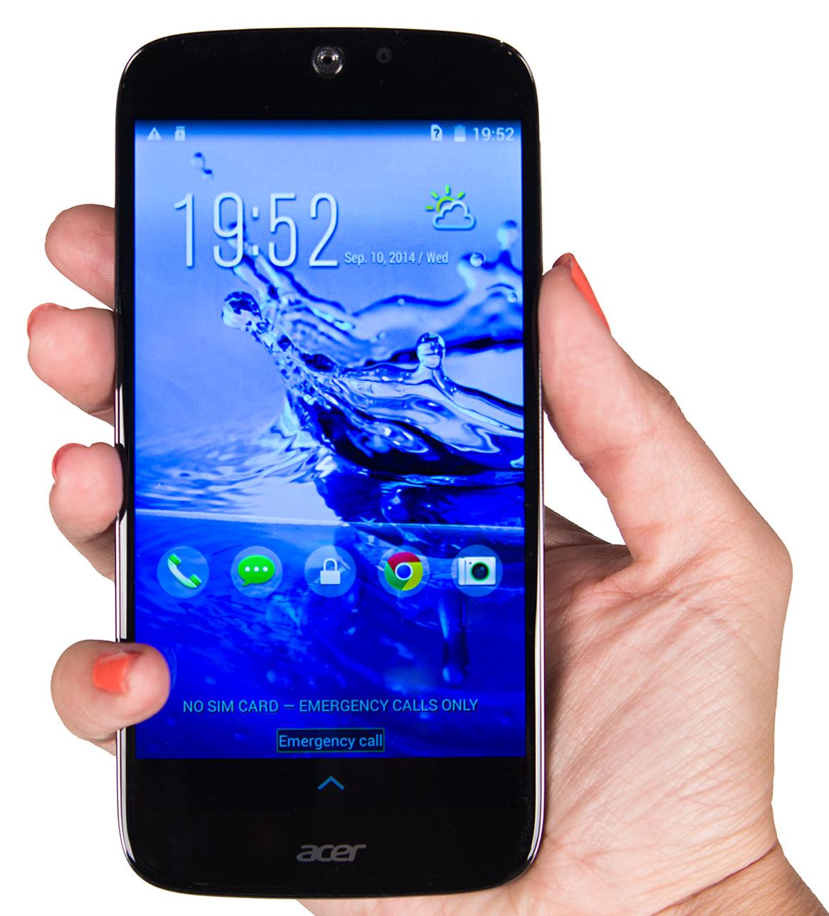 Acer Liquid Jade S55 Dual Sim