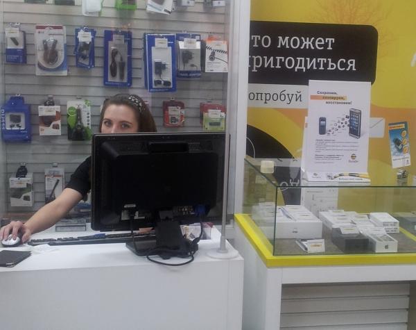 Nokia восстановление данных