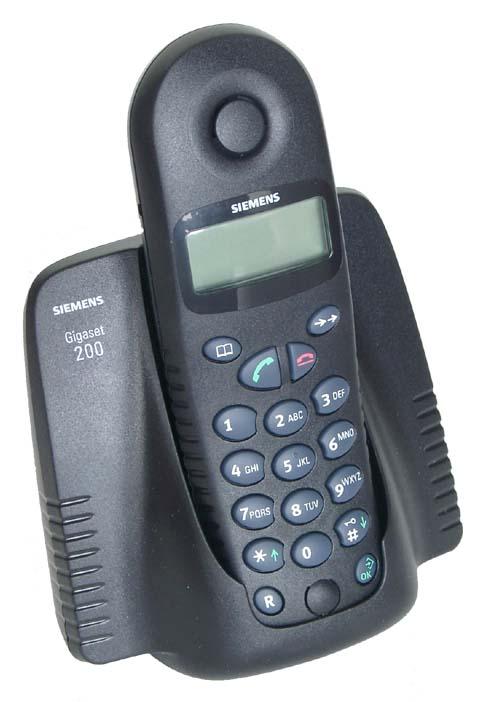 Инструкция к dect телефонам