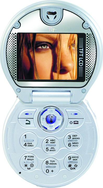 Новый мобильный телефон Fly E181 sophie представил известный производитель