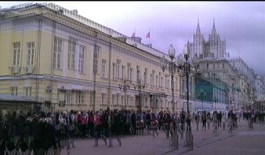 Обзор HTC Evo 3D. Скриншоты. Двойная фотография в стереорежиме