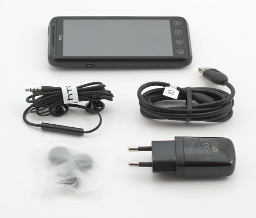 HTC Evo 3D — стереокоммуникатор в кармане