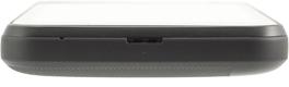 Обзор HTC Evo 3D. Нижний торец корпуса
