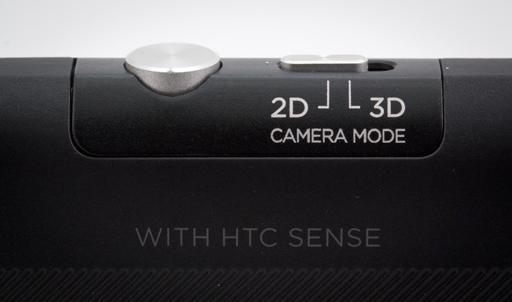 Обзор HTC Evo 3D. Переключатель режима съёмки