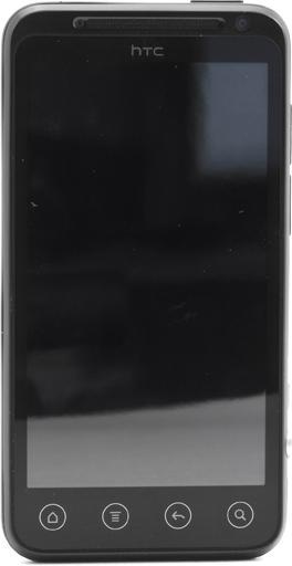Обзор HTC Evo 3D. Лицевая сторона корпуса