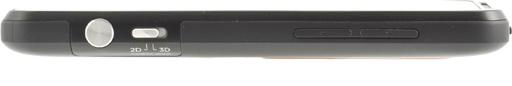 Обзор HTC Evo 3D. Левая грань корпуса