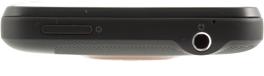 Обзор HTC Evo 3D. Верхний торец корпуса