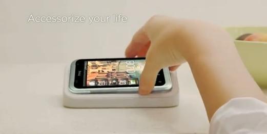 HTC Rhyme рекламный ролик