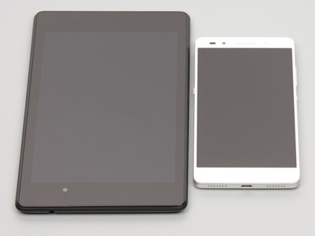 Обзор смартфона Huawei Honor 7. Тестирование дисплея