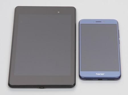 Обзор смартфона Honor 8 Lite. Тестирование дисплея