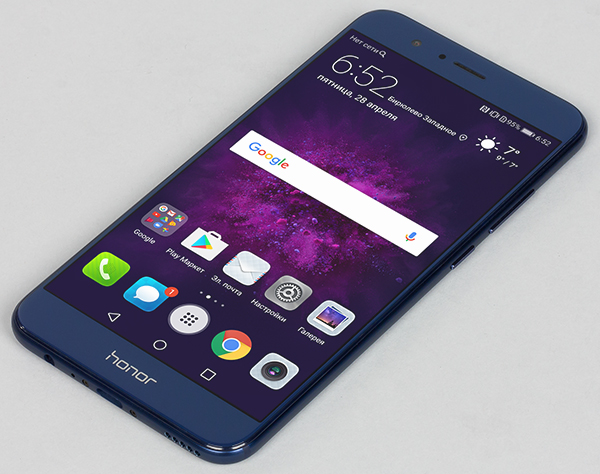 обзор смартфона Honor 8 Pro