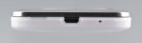 Обзор Huawei Honor. Нижний торец корпуса коммуникатора