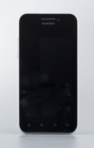 Обзор Huawei Honor. Лицевая сторона коммуникатора