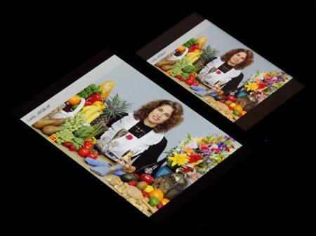 Обзор смартфона Huawei P10 lite. Тестирование дисплея