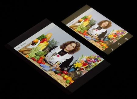 Обзор смартфона Huawei Ascend P7. Тестирование дисплея