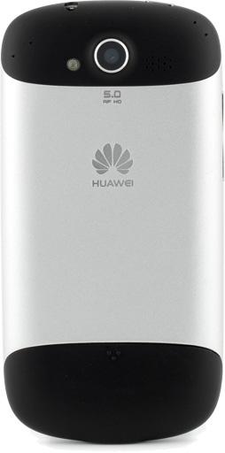 Обзор Huawei Vision. Задняя панель коммуникатора, камера