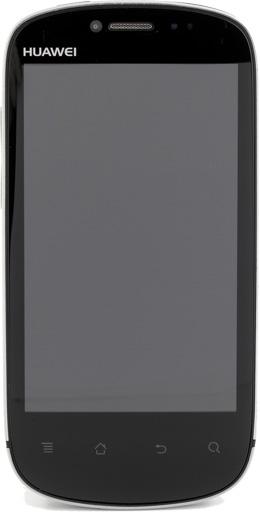 Обзор Huawei Vision. Передняя панель коммуникатора, дисплей