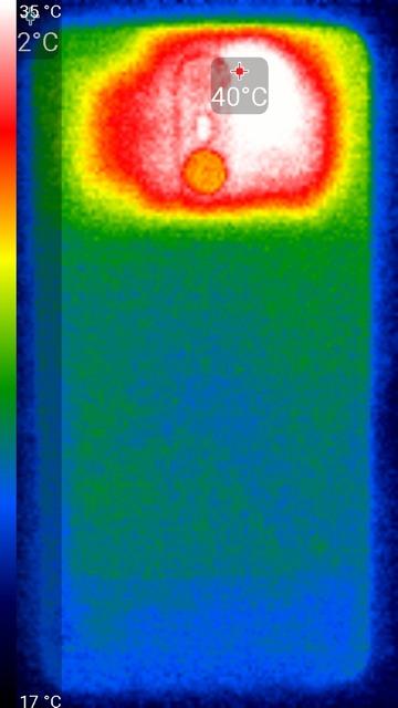 Обзор смартфона Leagoo M8. Теплоснимки