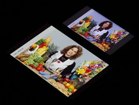 Обзор смартфона Leagoo Venture 1. Тестирование дисплея