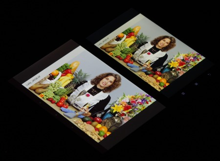 Обзор смартфона Lenovo VIBE Z2 Pro. Тестирование дисплея