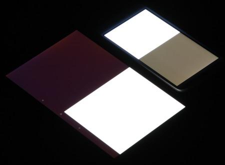 Обзор смартфона LG G2 mini. Тестирование дисплея