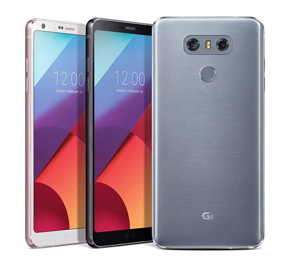 de47ebcbb773e Смартфон LG G6: новый корейский флагман с дисплеем Full Vision ...