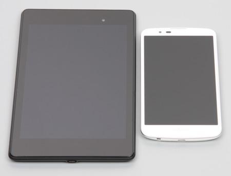 Обзор смартфона LG K10 LTE. Тестирование дисплея