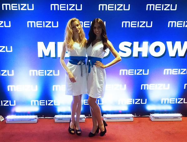 Презентация Meizu M6 Note в Москве