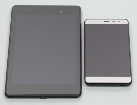 Обзор смартфона Micromax Bolt Warrior 2. Тестирование дисплея