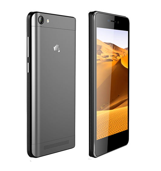 Смартфон Micromax Canvas Juice A1
