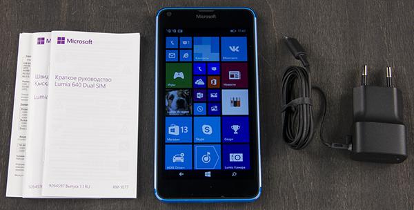 Аксессуары Microsoft Lumia 640