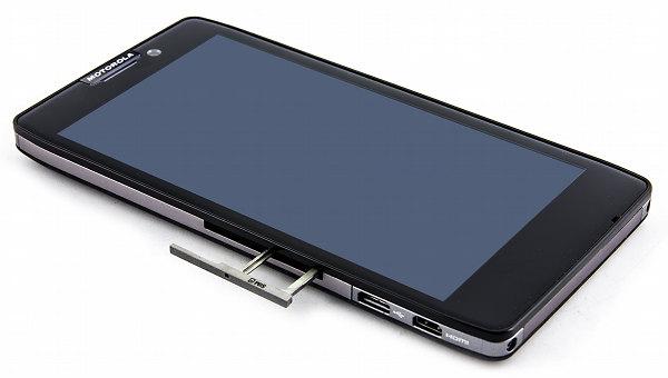 Внешний вид Motorola XT925