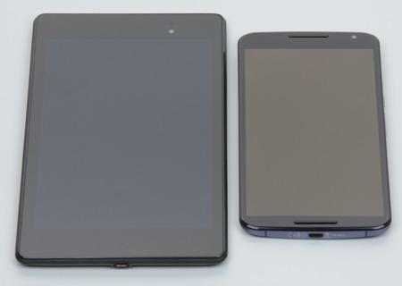 Обзор смартфона Nexus 6. Тестирование дисплея