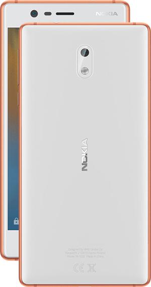 4aa2cff215df9 Основные характеристики Nokia 3 (Модель TA-1032)