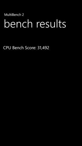 Обзор Nokia Lumia 930. Скриншоты. MultiBench 2