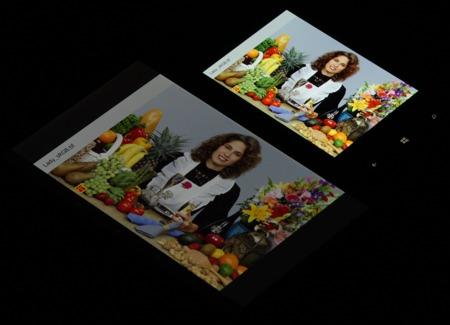 Обзор смартфона Nokia Lumia 930. Тестирование дисплея